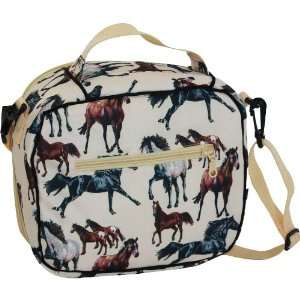 Wildkin 18025 Horse Dreams Lunch Bag Sports & Outdoors