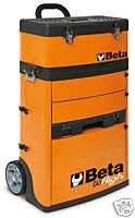 TROLLEY BETA UTENSILI C41H BETA TOOLS CON SERRATURA