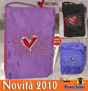 Borsa Bag Shopper Tracolla SWEET YEARS Zaino novità