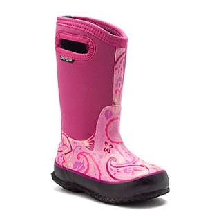 Bogs Classic Tuscany  Girls   Pink   FREE SHIPPING at OnlineShoes