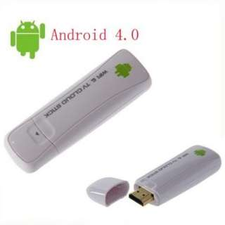 1080P Mini USB Android 4.0 Media Player Smart Google TV Box Stick HDMI