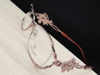 New Purple+RHINESTONES ver.4 RX Optical Eyeglass Frame E974