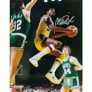 Magic Johnson Autographed/Hand Signed Los Angeles Lakers 8x10 Photo
