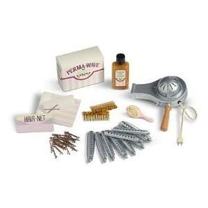 Mollys Curl Kit for 18 American Girl doll: Toys & Games