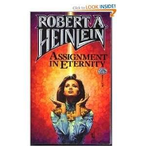 Assignment in Eternity (9780671653507) Robert A. Heinlein Books
