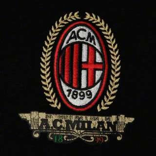 AC Milan adidas Soccer Hooded Sweatshirt