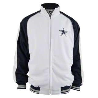 Dallas Cowboys Youth Track Jacket