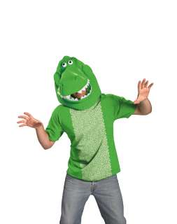 Rex Halloween Costume Toy Story Hallowen Costum Udaf