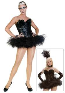 Home Theme Halloween Costumes TV / Movie Costumes Black Swan Costumes