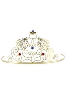 White Princess Tiara   Snow White and the Seven Dwarfs Accessories