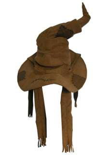 Harry Potter Costumes Harry Potter Accessories Talking Sorting Hat