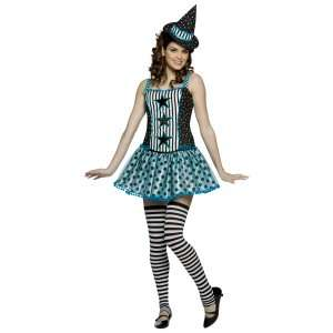 Spelladonna Witch Teen Costume, 62892