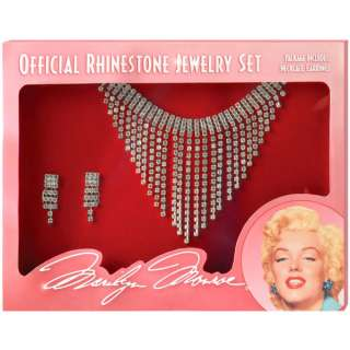 Marilyn Monroe Jewelry Set   Sexy Costume Accessories