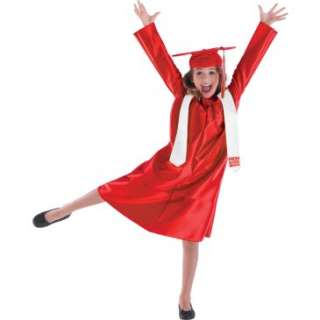 High School Musical 3 Cap and Gown Classic Child Costume, 60782