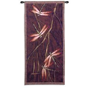October Song 27 x 53 Tapestry Wall Hanging