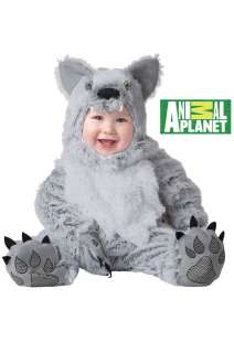 Animal Planet Gray Wolf Toddler Costume for Halloween   Pure Costumes