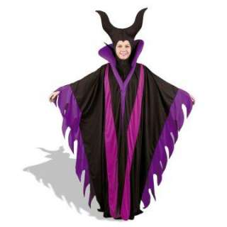 Maleficent Witch Plus Adult Costume     1617990