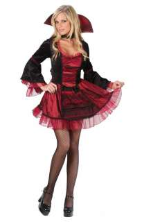 Adult Sexy Victorian Vampiress Costume   Sexy Vampire Costumes