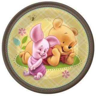 Baby Pooh and Friends 7 Dessert Plates (8 count)     1636988