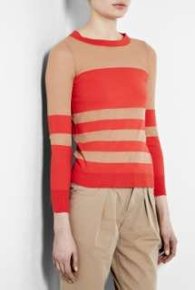 Marc by Marc Jacobs  Chinati Stripe Sweater by Marc By Marc Jacobs