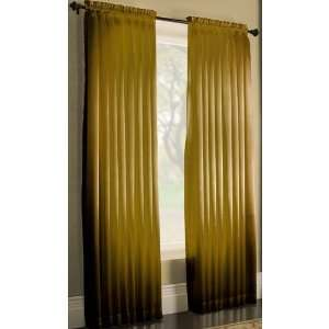 Style Selections 84L Gold Liquid Metal Window Panel