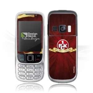 Design Skins for Nokia 6303i Classic   1. FCK   You will