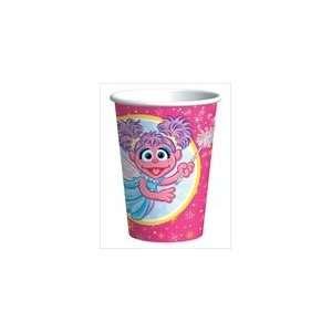 Abby Cadabby 9 oz. Cups Toys & Games