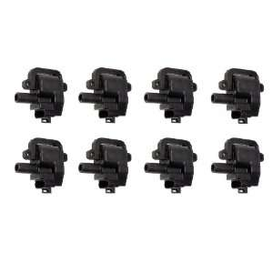 New ADP D580 Ignition Coil Set (8) for 2001 2002 GMC C3500