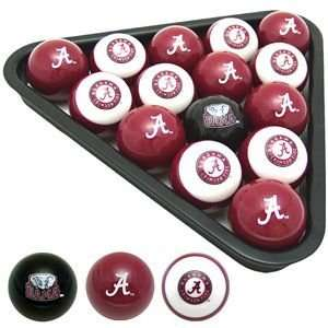 Alabama Crimson Tide Officially Licensed NCAA Billiard