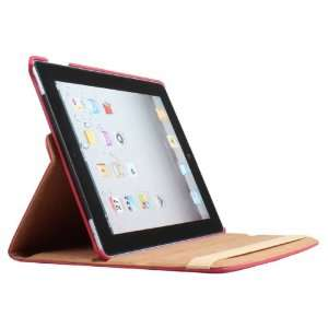 New 360 Degree Rotating Leather Case Smart Cover For Apple iPad