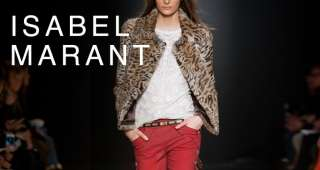 Shop the collection Sign up for Isabel Marant updates