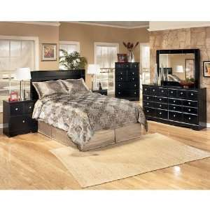 Ashley Furniture Shay Queen/ Full Headboard Bedroom Set