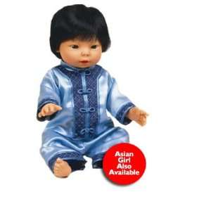Imported 13 Asian Boy Doll Toys & Games