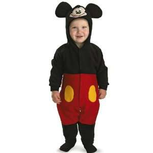 Baby Mickey Costume Infant 12 18 Month Cute Halloween 2011 : Toys