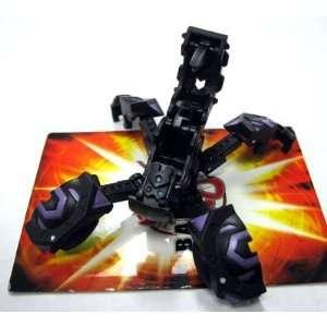 Bakugan Trap Metalfencer (Black) Toys & Games
