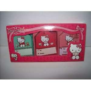 Hello Kitty Christmas Birthday Gift Tag Set Toys & Games