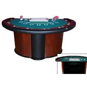 Professional Casino Style Blackjack Table (CBP8246)