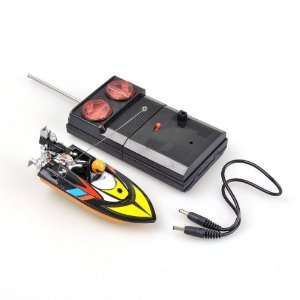 Remote Control RC Mini Racing Speed Boat  Toys & Games