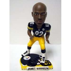 Harrison Pittsburgh Steelers Helmet Base Bobblehead