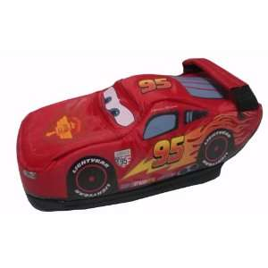 Disney Cars 2 Lightning McQueen Shaped Lunch Box Toys