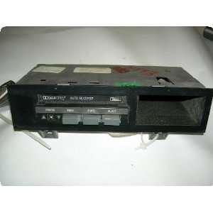 Radio  CHEVROLET 2500 PICKUP 88 AM mono FM stereo, w/cassette