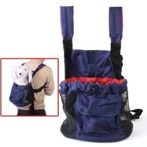 Pet Cat Dog Pocket Bag Front Carrier   Royalblue Pet