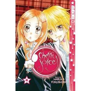Cherry Juice Volume 4 [Paperback] Haruka Fukushima Books