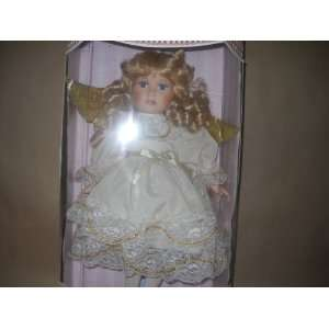 Collectible Memories Limited Edition Genuine Porcelain Doll