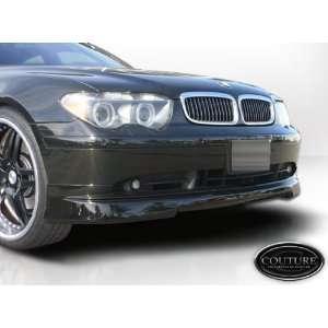 2002 2005 BMW 7 Series E65/E66 Couture Executive Front Lip Automotive