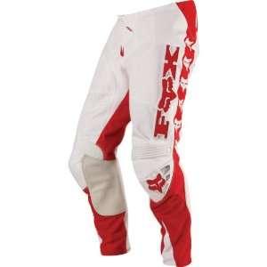 Fox Racing 360 Daytona Retro Pant White/Red W34