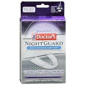 Doctors Nightguard Dental Protector Advanced Comfort For
