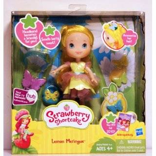 Shortcake Hasbro Mini Soft Doll Lemon Meringue Toys & Games