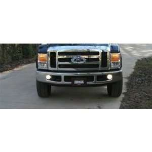 04 08 FORD SUPER DUTY XENON DRIVING LAMPS LIGHTS