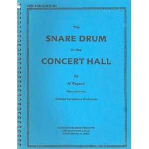 The Snare Drum in the Concert Hall Books